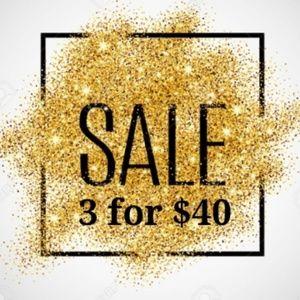 Closet Sale!!❤❤❤